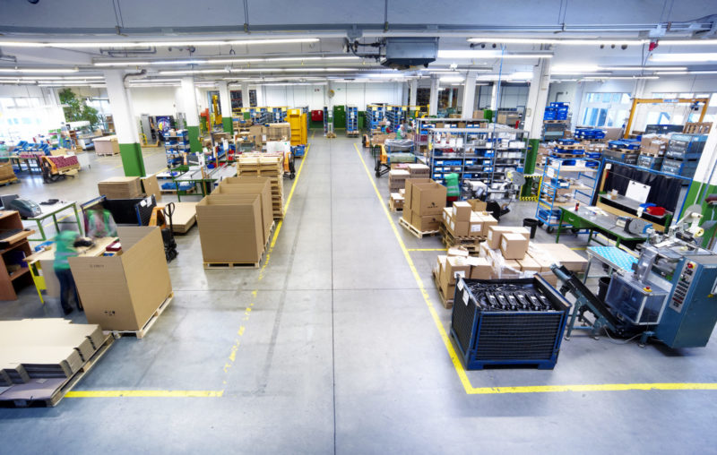 Aftersales Logistik Ersatzteilmanagement Ersatzteillogistik Outsourcen Pick And Pack Warehouse Packlist