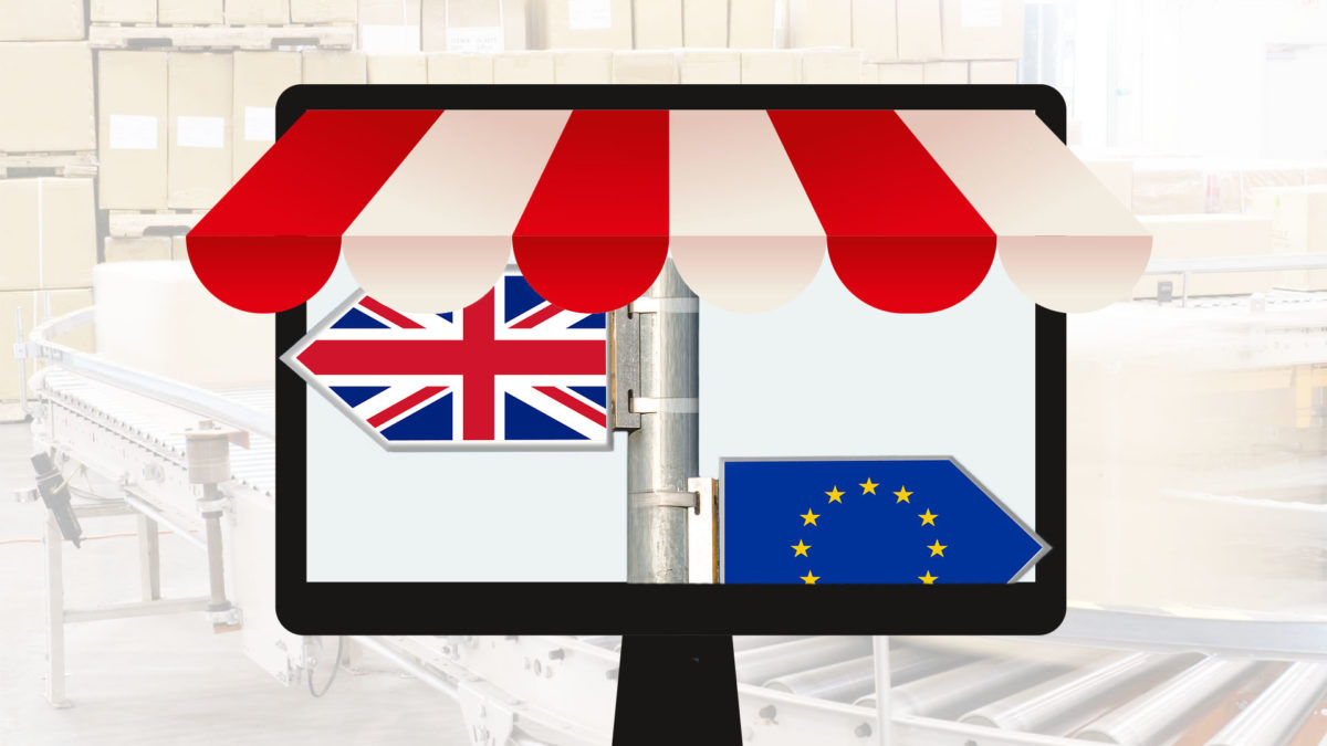 Brexit Grenzueberschreitender Online Handel B2C