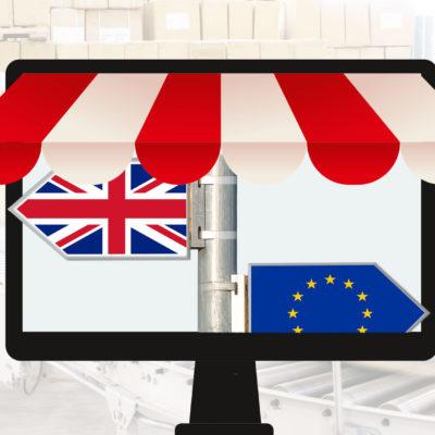 Brexit und grenzüberschreitender Online-Handel (B2C)