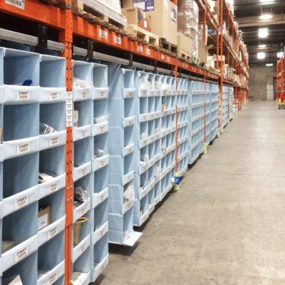 DK Fulfilment Lager Versand Warehouse UK 4
