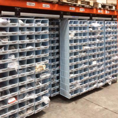 DK Fulfilment Lager Versand Warehouse UK 6