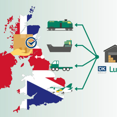 UK fulfilment services – Shipping to the UK