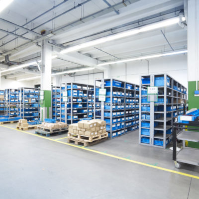 Warehouse Shelf Logistic Pick And Pack
