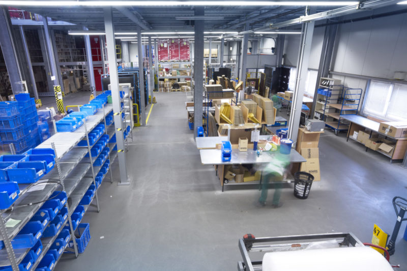 Warehouse Kitting Pick And Pack Logistic Shipping