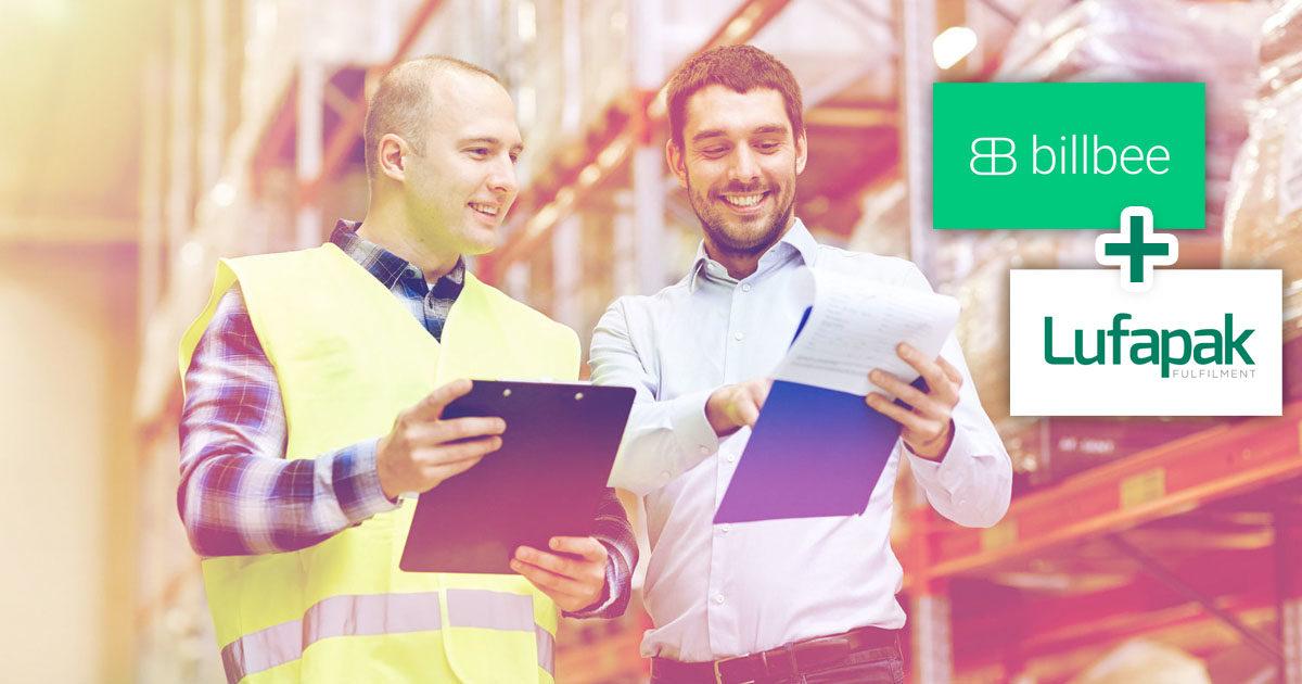 Billbee Fulfillment Lufapak Warenwirtschaft Software Erp Lager Versand Logistik