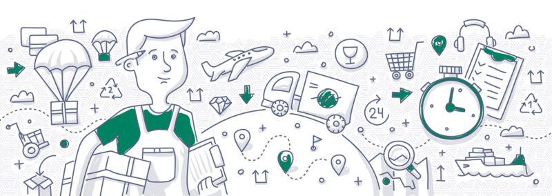 Fulfilment Service für kleine Online Shops & Startups