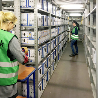 Ecommerce Lager Fulfillment Lufapak