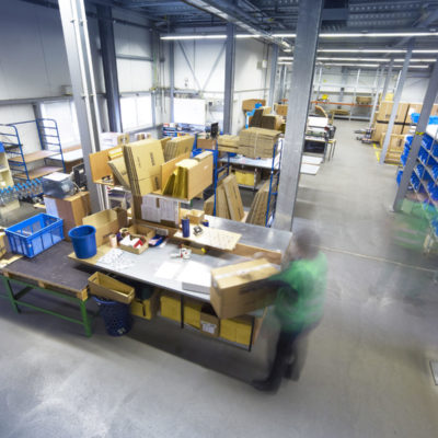 Ersatzteilmanagement Verpackung Aftersales Warehouse Kitting Logistic Pick And Pack Shipping