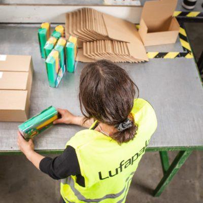 Fulfillment Aktionsverpackung Packaging Lohnverpacker Lohnpacker Lohnverpackungsservice Copacking 1