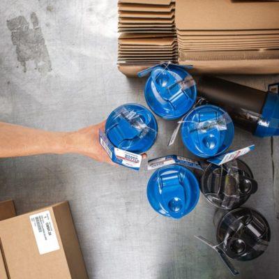 Fulfillment Aktionsverpackung Packaging Lohnverpacker Lohnpacker Lohnverpackungsservice Copacking 2