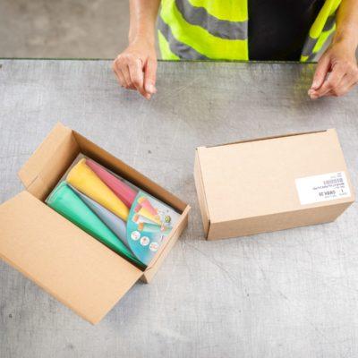 Fulfillment Aktionsverpackung Packaging Lohnverpacker Lohnpacker Lohnverpackungsservice Copacking 4