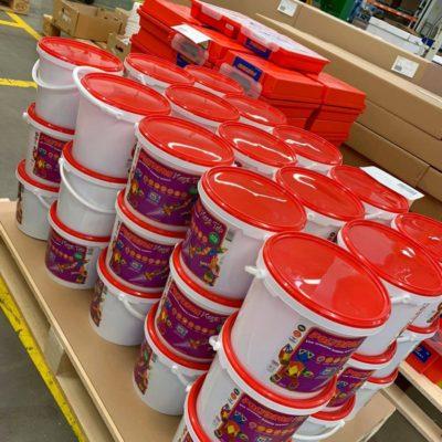 Fulfillment Aktionsverpackung Packaging Lohnverpacker Lohnpacker Lohnverpackungsservice Copacking 8