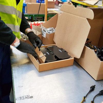Kitting Ecommerce Online Handel Kit Sets Versand