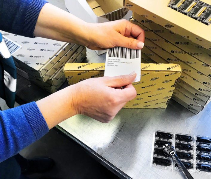 Konfektionierung Lohnverpackung Lohnverpacker Lohnpack Kommissionierer Lohnfertigung