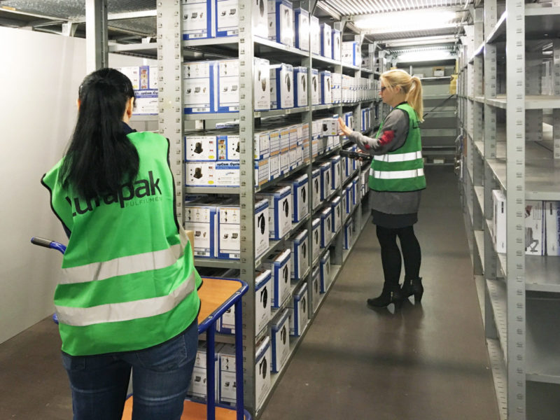 E-Commerce Logistik Lösungen (E Business)