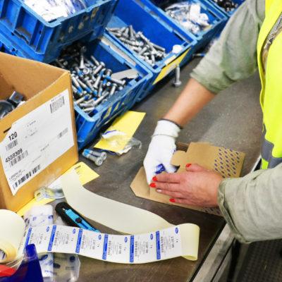 Lohnsortierung Lohnarbeit Lohnhersteller Lohnverpackung Etikettierung Lohnmontage