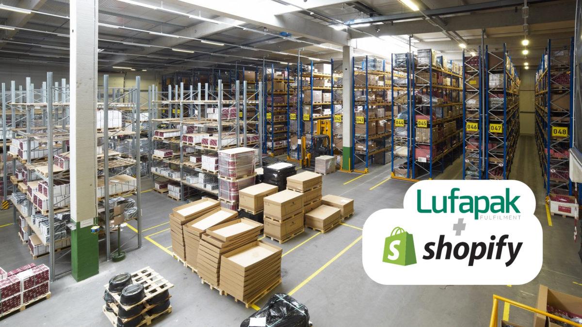 Lufapak Shopify App Lossy Wms Fulfillment
