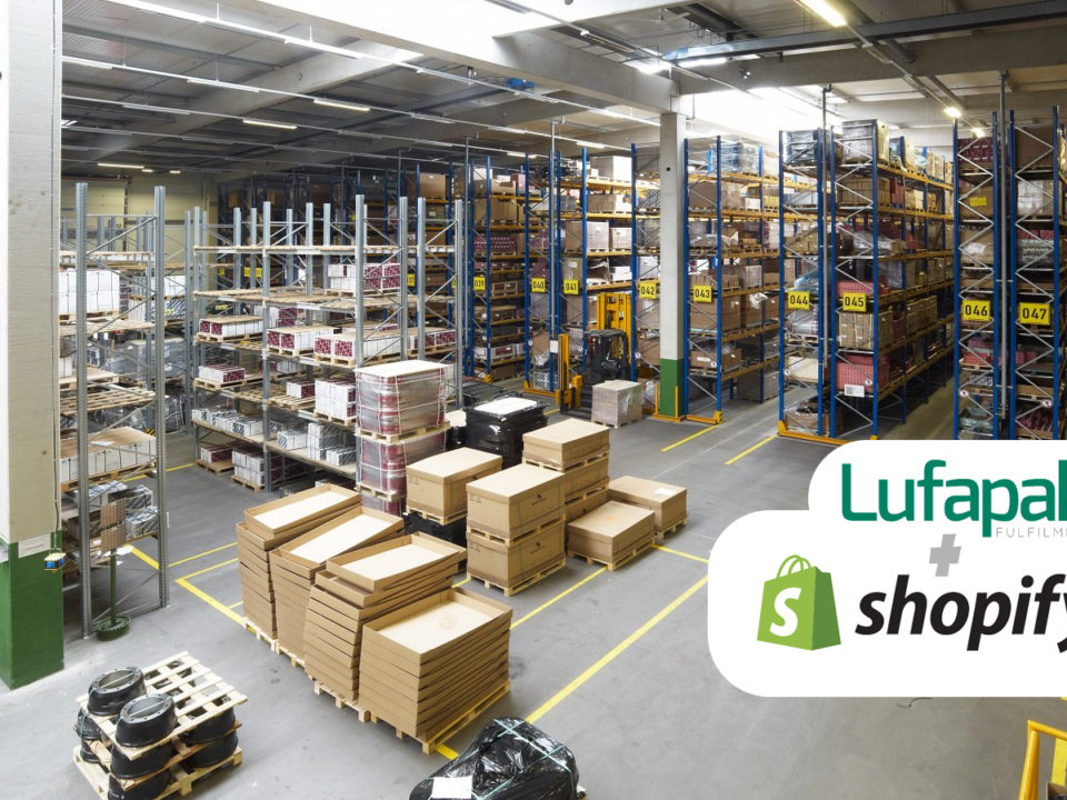 Lufapak Shopify App Lossy Wms Fulfillment