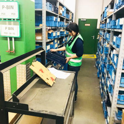 Pick Pack Order Fulfillment